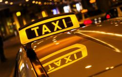 Конкурс «Безопасное такси Томской области — 2016»